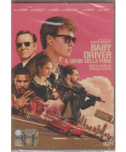 Dvdteca Di Panorama - Baby Driver il genio dlla fuga