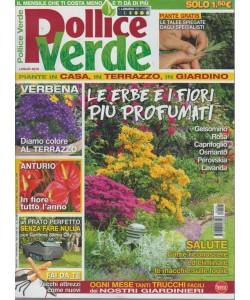 Pollice Verde - n. 108 - luglio 2018 - mensile -