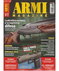 Armi Magazine n. 7 - luglio 2018 - mensile