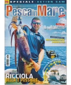 Pesca in mare - n. 7 - mensile - luglio 2018 -
