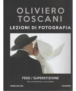 Oliviero Toscani - Fede / Superstizione - Lezioni di fotografia - n. 17 - settimanale