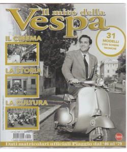 Il Mito Della Vespa - n. 2 - bimestrale - giugno - luglio 2018 - riedizione