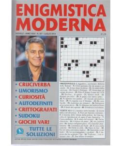 Enigmistica Moderna - n. 357 - luglio 2018 - mensile