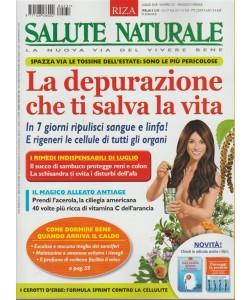 Salute Naturale - n. 231 - luglio 2018 - periodico mensile