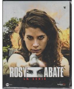 DVD Rosy Abate - mensile - giugno 2018 - n. 33