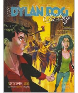 Maxi Dylan Dog: Old boy - Trimestrale n. 33 Luglio 2018 - 3 storie inedite