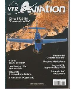 VFR Aviation - mensile di aviazione n. 32 Febbraio 2018 in volo: ELA 07 Scorpion