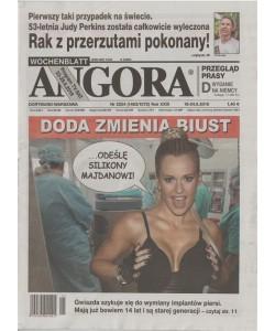 Angora - settimanale in lingua polacca n. 2254 - 18 Giugno 2018