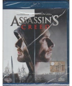 Blu-ray Disc - Assassin's Creed-un'avventura incredibile...