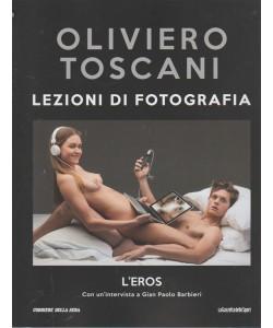 Oliviero Toscani - L Eros - n. 18 - settimanale - Lezioni di fotografia