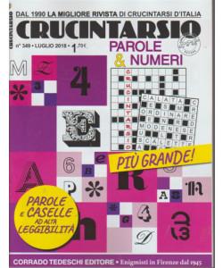 Abbonamento Crucintarsio (cartaceo  mensile)