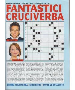 Fantastici Cruciverba - n. 59 - mensile - luglio 2018