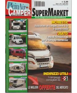 Camper E Caravan Supermarket - n. 5 - luglio 2018 - mensile