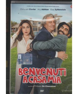 I Dvd Cinema Di Sorrisi - Benvenuti a casa mia - um film di Philippe De Chauveron