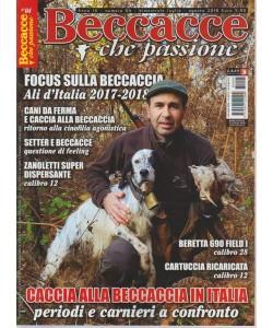 Beccacce Passione - n. 4 - bimestrale - luglio - agosto 2018 -