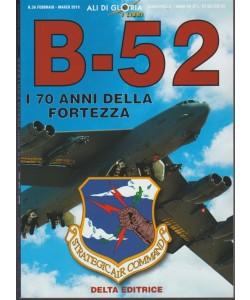 "Ali Di Gloria ""i libri"" - bimestrale n. 36 Febbraio 2018 B-52"