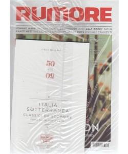Rumore - Allegato 50+50 Guide pratiche di Rumore - Supplemento al numero 318/319 - luglio - agosto 2018 del mensile Rumore - bimestrale -