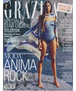 Grazia* n. 29 - settimanale - 5/7/2018 -