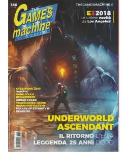 The Games Machine - n. 356 - luglio 2018 - mensile