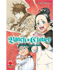 Manga: Black Clover   9 - Purple   22 - Planet manga