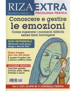 Riza Extra - Psicologia pratica - bimestrale - luglio - agosto 2018 - n. 3