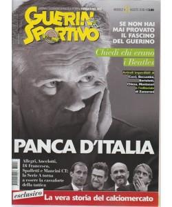 Guerin Sportivo - n. 8 - mensile - agosto 2018 -