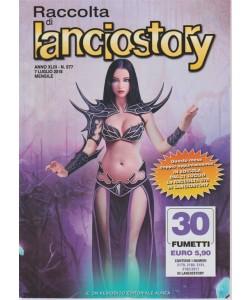 Raccolta di Lanciostory -n. 577 - 7 luglio 2018 - mensile - 30 fumetti