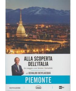 Alla Scoperta Dell'italia - Piemonte - n. 16 - 10/7/2018 - settimanale