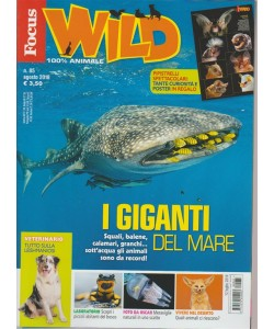 Focus wild -n. 85 - agosto 2018 -