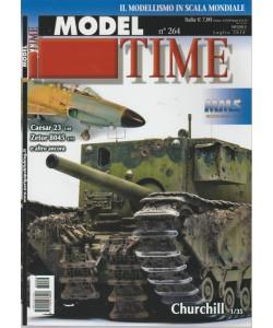 Model Time - n. 264 - mensile - luglio 2018 -