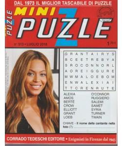 Minipuzzle - n. 513 - luglio 2018 - mensile