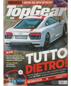 Top Gear - n. 129 - mensile - agosto 2018 -