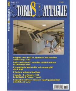 Storia E Battaglie - n. 192 - mensile - luglio 2018 -