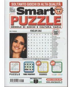 Smart Puzzle - n. 13 - agosto 2018 - mensile di giochi e cultura varia