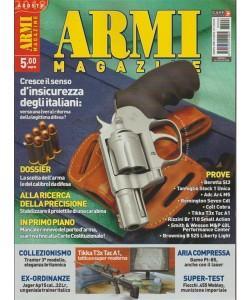 Armi Magazine - n. 8 - agosto 2018 - mensile -