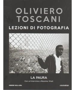 Oliviero Toscani - La Paura - n. 21 - Lezioni di fotografia - settimanale -