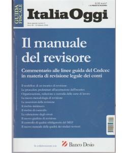 Il Manuale del Revisore - Guida fiscale by Italia Oggi - 12 Febbraio 2018