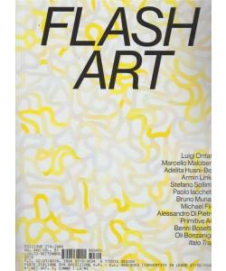 Flash Art - n. 340 - volume 51 - luglio - settembre 2018 -