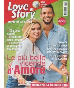Love Story -n. 30 - 31 luglio 2018 - settimanale