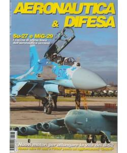 Aeronautica & Difesa - mensile n. 376 Febbraio 2018 - Su-27 e MiG-29