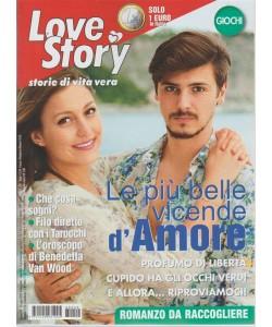 Love Story - n. 29 - 24 luglio 2018 - settimanale