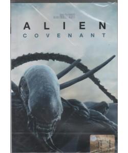 DVD - Alien: Covenant un film di Ridley Scott