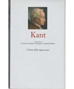 i Grandi Filosofi ed. RBA Italia vol. 3 - KANT: Critica della ragione pura