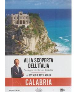 Alla Scoperta Dell'italia - Vol.18 - Calabria - settimanale -