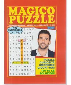 Magico Puzzle - n. 291 - mensile - agosto 2018 - 100 pagine -