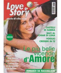 Love Story n. 31 - settimanale - 7 agosto 2018