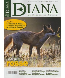 Diana - n. 14 - 27 luglio 2018 - quattordicinale