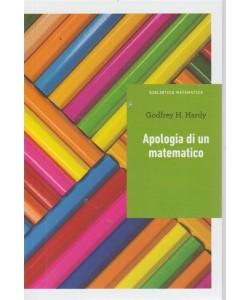 Biblioteca Matematica - Apologia di un matematico - Godfrey H. Hardy - n. 19 - settimanale