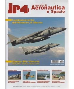 JP4 -Mensile di aeronautica e Spazio - n. 8 - agosto 2018 -