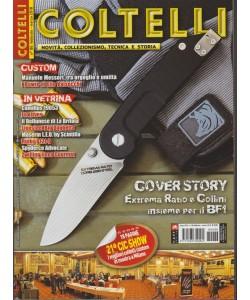 Coltelli - bimestrale n.86 Febbraio 2018- Novità collezionismo, Tecnica e storia